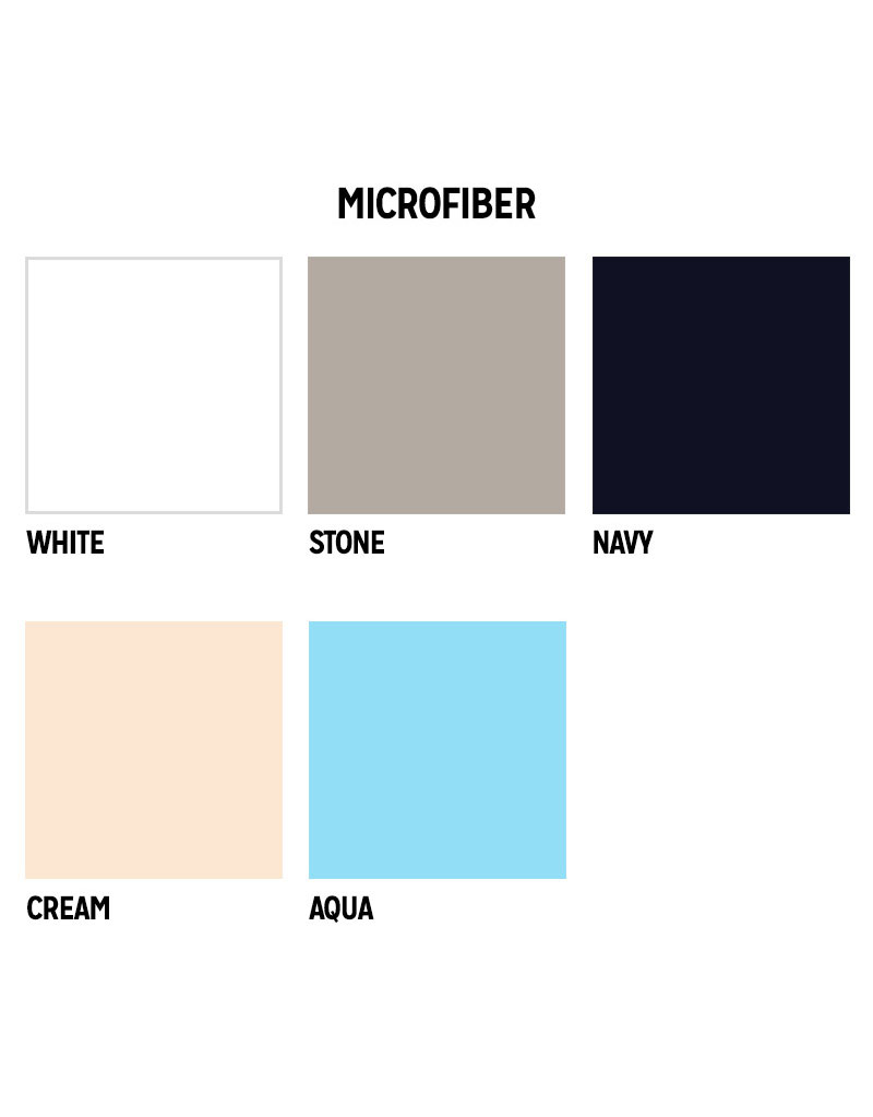 Microfiber Sheet Colors