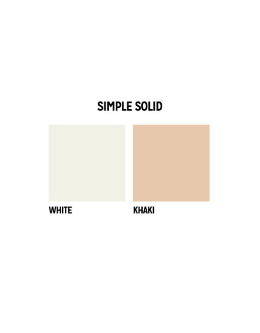 Simple Solid Sheet Colors